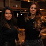 Fabi Saad e Maria Isabel Ayres