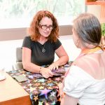 Fe Azevedo e Tarologa Marcia Salamino