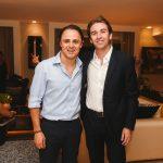Felipe Massa e Popo Bueno