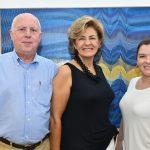 José Luiz Almeida Santos, Lucia Dorsa e Roberta Fernandes