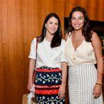 Olivia Vianna e Marina Torre Lobo