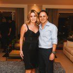 Raffaela e Felipe Massa