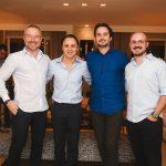 Riccardo Giraudi, Felipe Massa, Ruly Vieira e Dudu Massa