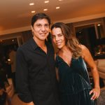 Sergio Waib e Regina Moraes