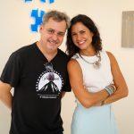 Tchelox e Fabiana Preti