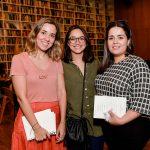 Thais Frias, Gabriela Serrano e Raquel Braga