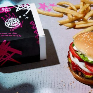 Burger King vai trocar foto de ex por Whopper no Valentine's Day