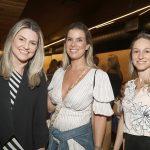 Camila Saavedra, Mariana Pesca e Maíra Queiroz