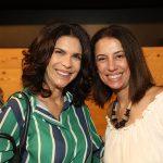 Christina Faria e Sandra Marçal