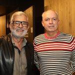 Marcelo Monteiro e Augusto Bordin