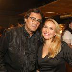 Maurício Herman e Gisele Nemer