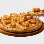 Domino's lança Pizza de Pão de Alho