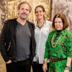 Alexandre Roesler, Patricia Toscano e Vanda Klabim