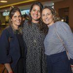 Amanda Maluf, Natasha Kayat e Maria Eugenia Pimenta