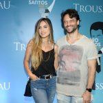 Amanda Santos e Daniel Satti