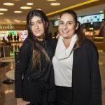 Anna Rita e Ana Luiza Barreto