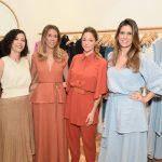 Beatriz Monteiro, Silvia a Freitas, Tathiana Ventre, Laura Rocha