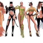 Anitta homenageia os animais no carnaval 2020