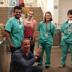 Taco Bell distribui lanches para profissionais da rede pública de saúde de SP