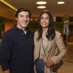 Carol Reis e Pedro Quintas