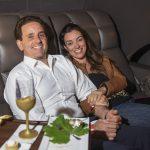 Caroline e Fabio Monteiro