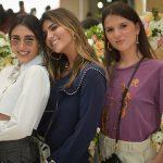 Elisa Zarzur, Francesca Civita e Gabriela Melzer