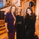 Esther Schattan, Amanda Ferber e Beatriz Charro