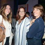 Eza Viegas, Paula de Lima Azevedo e Elisa Stecca