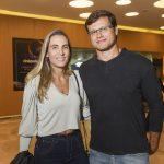 Jacy Prado e Carolina Cavenaghi