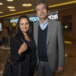 Joaquim Ferreira e Claudia Barreto