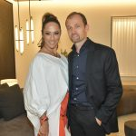 Katy Sato e Claudio Frank