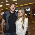 Lara Baird e João Pedro Magalhães