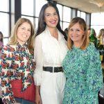 Leah Cutait, Adriana Leite e Isa DiGregorio