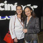 Lucia Tacla e Pati Graca