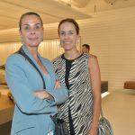 Maria Claudia e Maria Paula Brasil