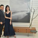 Miller Andrade e Giovanna Baggio