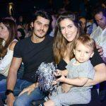Mariano Jr, Raquel Luz e Theo