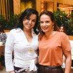 Patricia Olive e Renata Lellis