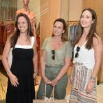 Paula Camargo, Gabriela Cenacci, Ligia Juliano Simões