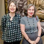 Sandra Felzen e Marcia Vitari