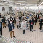 Louis Vuitton reabre fábricas na França para a produção de máscaras