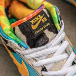 Collab entre Nike SB e Ben & Jerry's