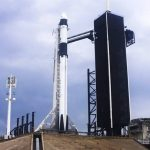 Lançamento da nave da SpaceX é adiado por causa do mau tempo