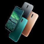 Nokia volta a vender smartphone no Brasil e lança modelo 2.3 por R$ 899