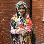 Malala Yousafzai festeja formatura na Universidade de Oxford