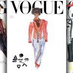 Vogue Itália lança capas desenhadas por crianças
