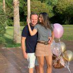 Rubens Barrichello assume namoro com a apresentadora Paloma Tocci