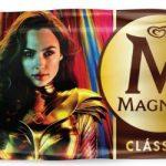 """Magnum lança edição especial em homenagem ao filme """"Mulher-Maravilha 1984"""""""