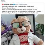 Ryan Reynolds oferece recompensa de quase R$ 20 mil por ursinho de pelúcia