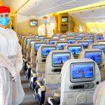 Emirates passa a oferecer seguro gratuito para Covid-19